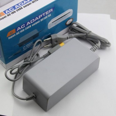 WII U AC Charger for Wii-U Console
