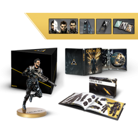 XBOX ONE DEUS EX: MANKIND DIVIDED - COLLECTOR'S EDITION