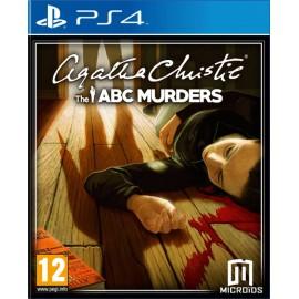 PS4 AGATHA CHRISTIE : THE ABC MURDERS