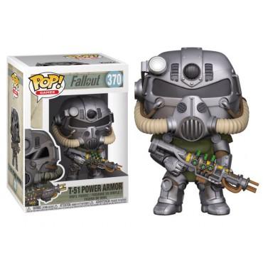 POP! Games: Fallout - T-51 Power Armor #370 Vinyl Figure