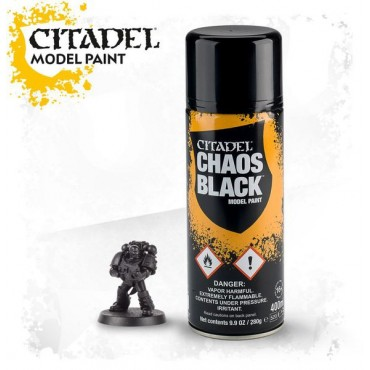 Chaos Black Spray 280G