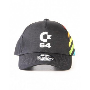 Difuzed Commodore 64 - Logo Curved Bill Cap