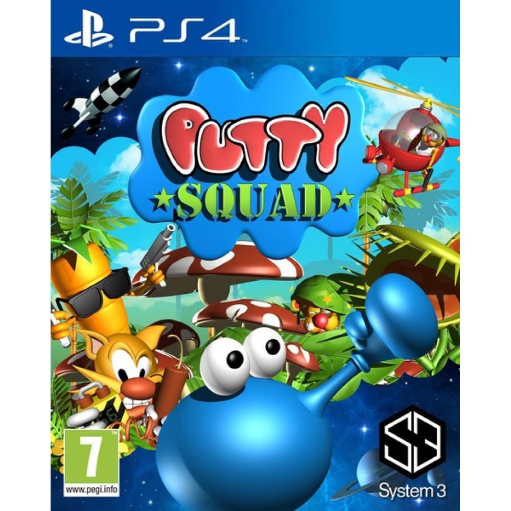 PS4 PUTTY SQUAD LIETOTS