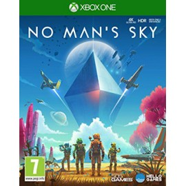 XBOX ONE No Man's Sky