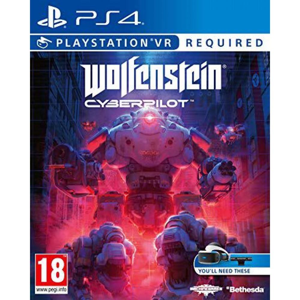 PS4 Wolfenstein: Cyberpilot - LIETOTS