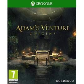 XBOX ONE ADAM'S VENTURE ORIGINS