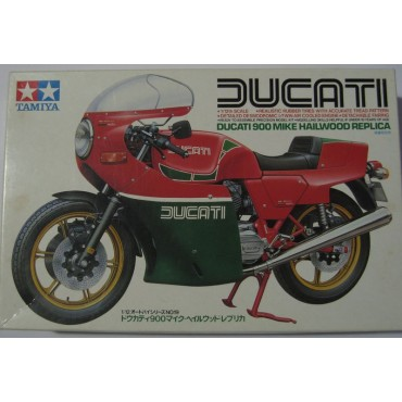Tamiya 1/12 SCALE Ducati 900 Mike Hailwood Replica MODEL KIT