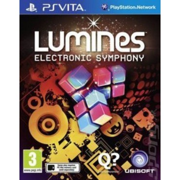 PS VITA LUMINES ELECTRONIC SYMPHONY LIETOTA