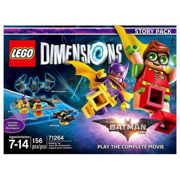 LEGO DIMENSIONS STORY PACK: LEGO BATMAN THE MOVIE
