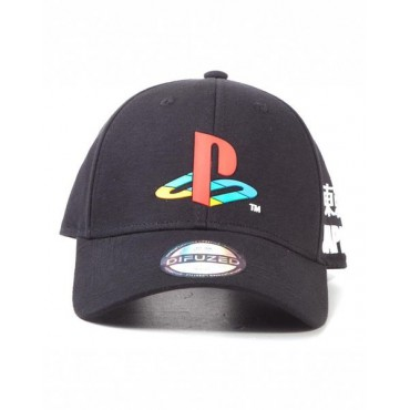 DIFUZED PLAYSTATION CURVED BILL CAP