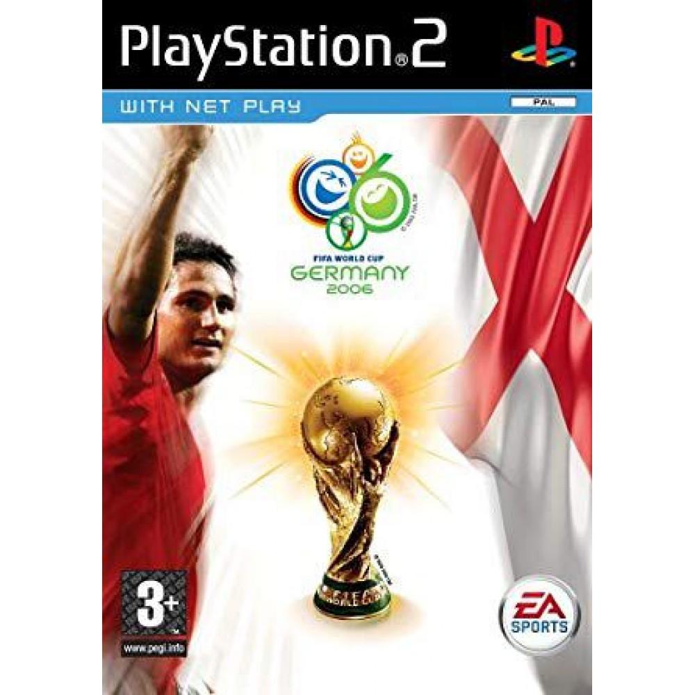 PS2 2006 FIFA WORLD CUP LIETOTA