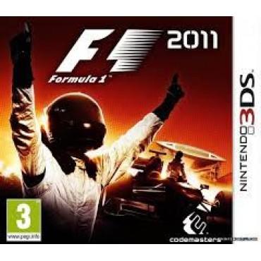 3DS F1 2011 LIETOTA