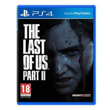 PS4 The Last of Us Part 2 II (EN/RU Voice)