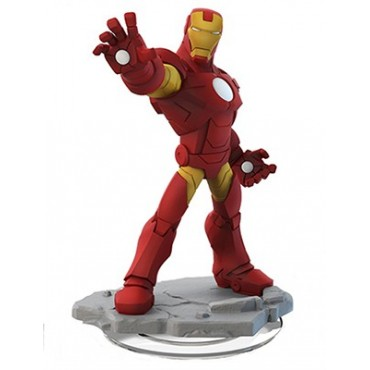 DISNEY INFINITY 2.0 IRON MAN FIGURE