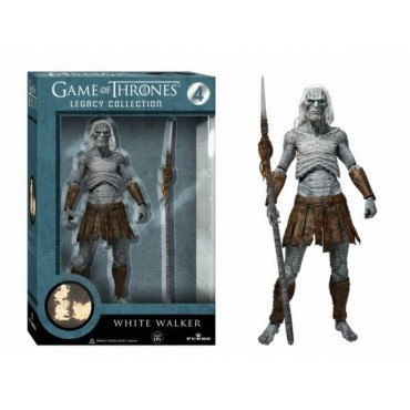 GAME OF THRONES LEGACY COLLECTION 4 - WHITE WALKER ACTION FIGURE SERIES 1 (15CM)