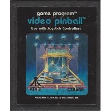ATARI 2600 VIDEO PINBALL