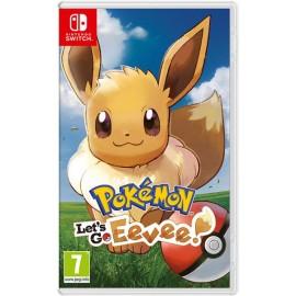 SWITCH Pokemon Let's Go, Eevee!