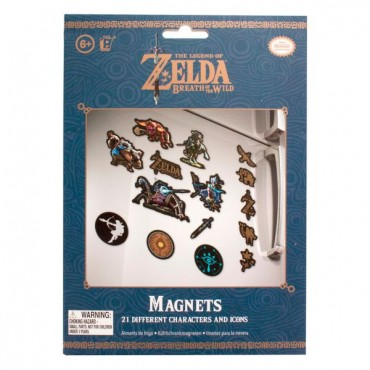 The Legend of Zelda - Magnets / MAGNĒTI