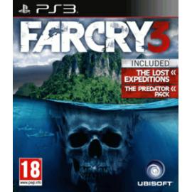 PS3 FAR CRY 3 LIETOTA