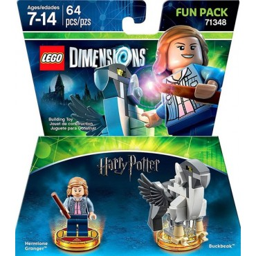 FUN PACK HARRY POTTER (HERMIONE)