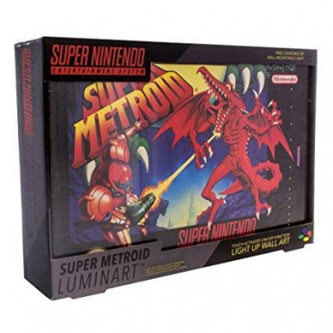 Nintendo Super Metroid - Luminart