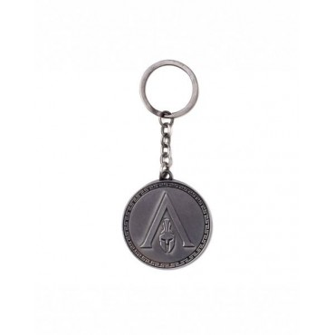 Assassins Creed Odyssey - Odyssey Logo Metal Keychain