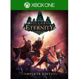 XBOX ONE Pillars of Eternity: Complete Edition