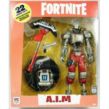 FORTNITE A.I.M ACTION FIGURE