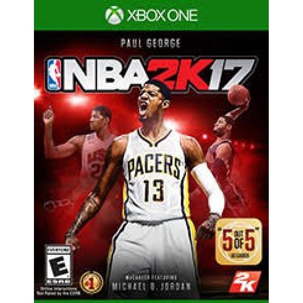 XBOX ONE NBA 2K17 - LIETOTS