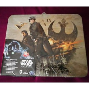 STAR WARS ROGUE ONE LENTICULAR PUZZLE 2 PACK