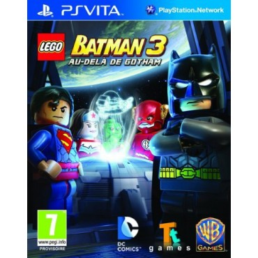 PS VITA LEGO Batman 3 Beyond Gotham
