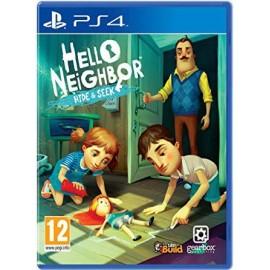 PS4 Hello Neighbor: Hide & Seek - LIETOTS