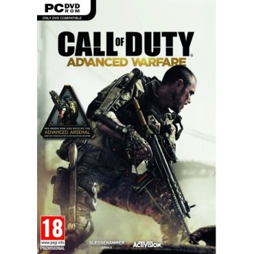 PC CALL OF DUTY ADVANCED WARFARE DAY ZERO EDITION