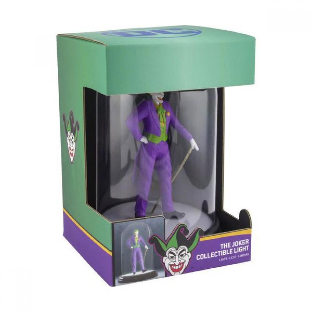 DC Comics - The Joker Collectible Light / Gaismeklis