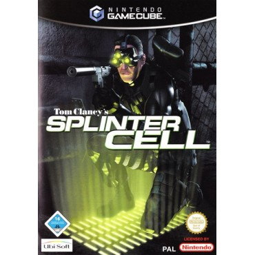 GAMECUBE TOM CLANCY'S SPLINTER CELL LIETOTA