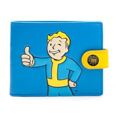 Fallout 4 - Vault Boy Approves Wallet / maciņš