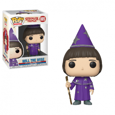 POP! TELEVISION STRANGER THINGS WILL THE WISE #805