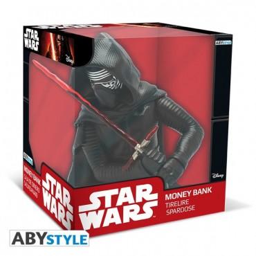 STAR WARS - KYLO REN BUST MONEY BANK (ABYBUS004)