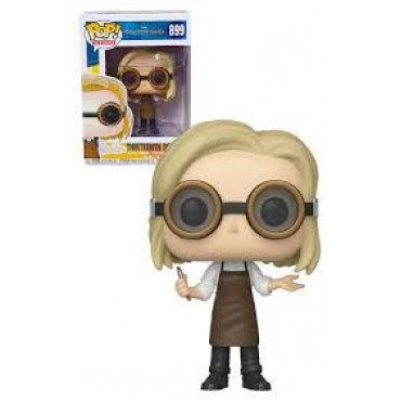 Funko POP! TV: Doctor Who - Thirteenth Doctor with Goggles #899 Vinyl Figure